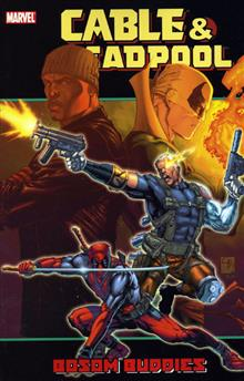CABLE DEADPOOL VOL 4 BOSOM BUDDIES TP