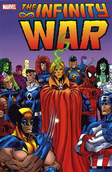 INFINITY WAR TP