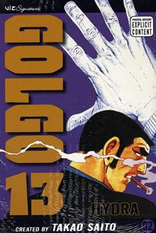 GOLGO 13 VOL 2 GN (MR)