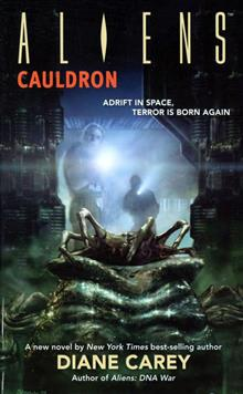 ALIENS CAULDRON NOVEL