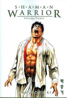 SHAMAN WARRIOR VOL 3 TP