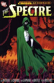 CRISIS AFTERMATH THE SPECTRE TP