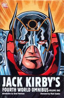 JACK KIRBYS FOURTH WORLD OMNIBUS VOL 1 HC