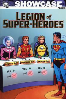 SHOWCASE PRESENTS LEGION OF SUPER-HEROES VOL 1 TP