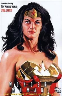 WONDER WOMAN THE GREATEST STORIES EVER TOLD TP
