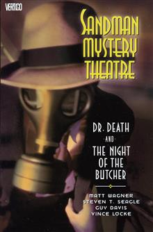 SANDMAN MYSTERY THEATRE VOL 5 DR DEATH TP (MR)
