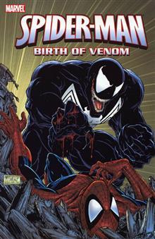 SPIDER-MAN BIRTH OF VENOM TP