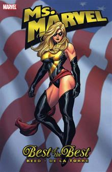 MS MARVEL VOL 1 BEST OF THE BEST TP