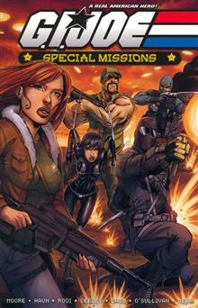 GI JOE SPECIAL MISSIONS VOL 1 TP