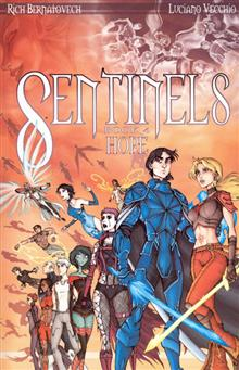 SENTINELS BOOK 4 HOPE TP