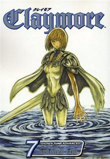 CLAYMORE VOL 7 TP