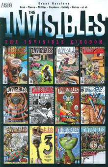 INVISIBLES VOL 7 THE INVISIBLE KINGDOM TP