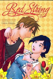RED STRING TP VOL 03