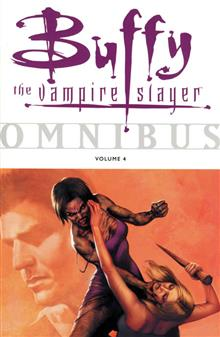 BUFFY THE VAMPIRE SLAYER OMNIBUS VOL 4 TP