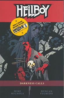 HELLBOY TP VOL 08 DARKNESS CALLS