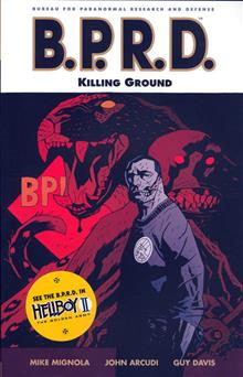 BPRD VOL 8 KILLING GROUND TP