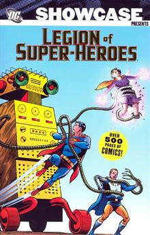 SHOWCASE PRESENTS LEGION OF SUPER HEROES TP VOL 02