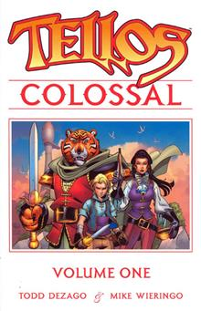 TELLOS COLOSSAL TP VOL 01