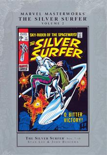 MMW SILVER SURFER HC VOL 02