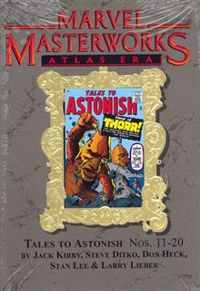 MMW ATLAS ERA HC VOL 02 TALES ASTONISH VAR ED VOL 94
