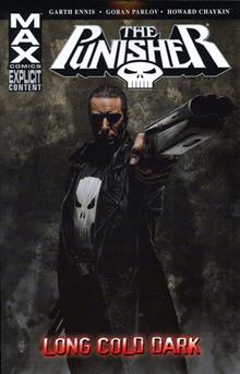 PUNISHER MAX VOL 9 LONG COLD DARK TP (MR)
