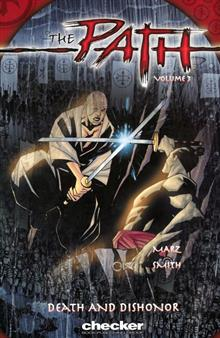 PATH TP VOL 03 DEATH & DISHONOR (O/A) (C: 0-0-2)
