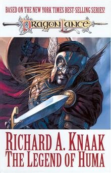 DRAGONLANCE THE LEGEND OF HUMA HC VOL 01