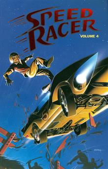 SPEED RACER TP VOL 04