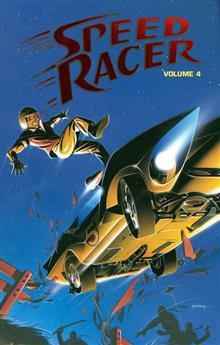 SPEED RACER TP VOL 04