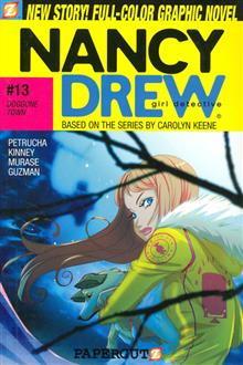 NANCY DREW GN VOL 13 DOGGONE TOWN