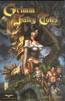 GRIMM FAIRY TALES VOL 3 TP (MR)