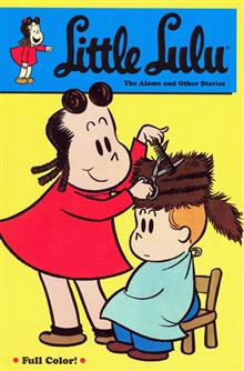 LITTLE LULU VOL 19 ALAMO & OTHER STORIES TP