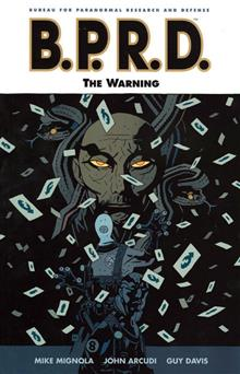 BPRD VOL 10 THE WARNING TP