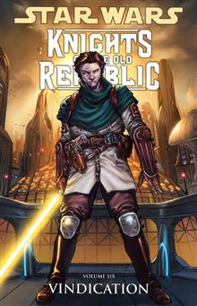 STAR WARS KNIGHTS O/T OLD REPUBLIC VOL 6 TP