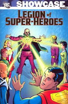 SHOWCASE PRESENTS LEGION OF SUPER-HEROES VOL 3 TP