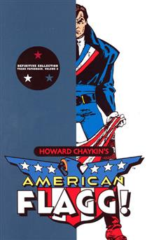 AMERICAN FLAGG DEFINITIVE COLL VOL 2 TP (RES)