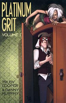 PLATINUM GRIT VOL 1 TP