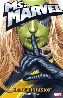 MS MARVEL VOL 5 SECRET INVASION TP