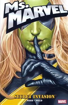 MS MARVEL VOL 5 SECRET INVASION TP DM ED