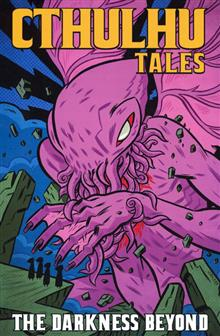 CTHULHU TALES VOL 4 DARKNESS BEYOND TP