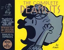 COMPLETE PEANUTS 1971-1972 VOL 11