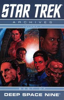 STAR TREK ARCHIVES VOL 4 DEEP SPACE NINE TP