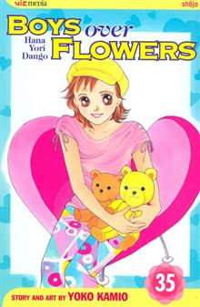 BOYS OVER FLOWERS VOL 35 TP