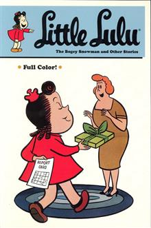 LITTLE LULU TP VOL 23 BOGEY SNOWMAN