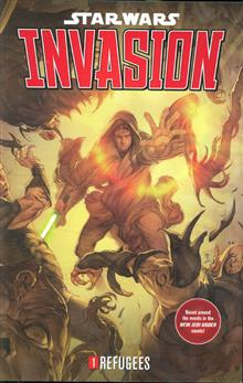 STAR WARS INVASION TP VOL 01 REFUGEES (C: 0-1-2)