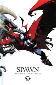 SPAWN ORIGINS HC VOL 01