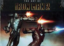 IRON MAN ART OF IRON MAN 2 HC