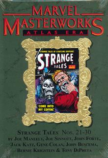 MMW ATLAS ERA STRANGE TALES HC VOL 03 DM VAR ED 140