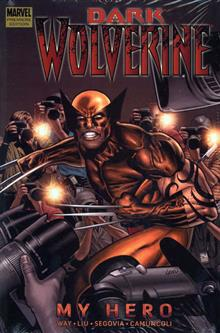 WOLVERINE DARK WOLVERINE VOL 2 MY HERO PREM HC