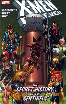 X-MEN FOREVER VOL 2 SECRET HISTORY OF THE SENTINELS TP